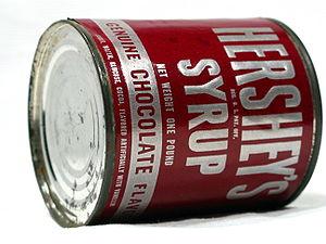 The Hershey Company - Hershey's Syrup, circa 1950s