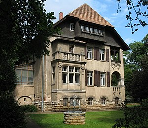 Herzberg (Elster) - Villa Marx