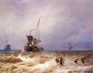 Fishing Scenes