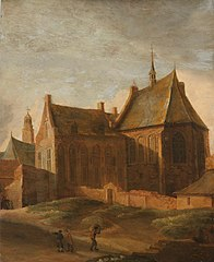The convent of St. Agnes, Utrecht