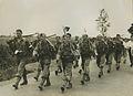 Het detachement Noorse militairen onderweg tijdens de 22e vierdaagse. – F40310 – KNBLO.jpg