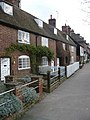 High Street cottages, Wingham - geograph.org.uk - 667693.jpg