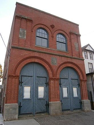 Kearny, New Jersey - Highland Hose No. 4