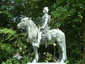 Carl Johan Bonnesen - Image: Hirschsprung Collection rquestrian