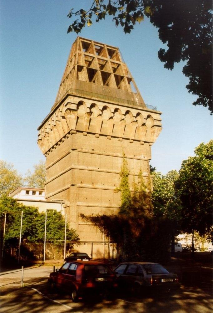 Hochbunker von Trier