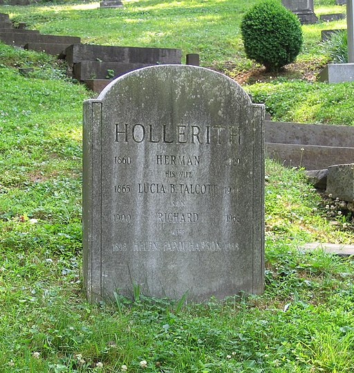 Hollerith Herman grave