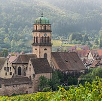 Holy Cross church in Kaysersberg (2).jpg