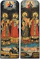Holy Metropolitans of Moscow - Peter, Alexis, Jonah and Phili (1730-40s, priv.coll).jpg