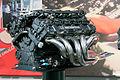 Honda RA109E engine front-left1 Honda Collection Hall.jpg