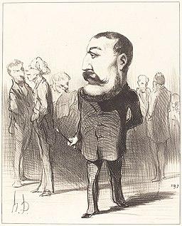 Honoré daumier-pierre napoléon bonaparte