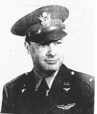 Naval Air Station Joint Reserve Base Fort Worth - Major Horace S. Carswell, Jr. (1916–1944)