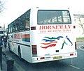 Horseman Coaches coach Dennis Javelin Caetano P168 ANR, Reading, 1999.jpg