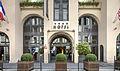 Hotel entrance - Paris Opera Cadet Hotel.jpg