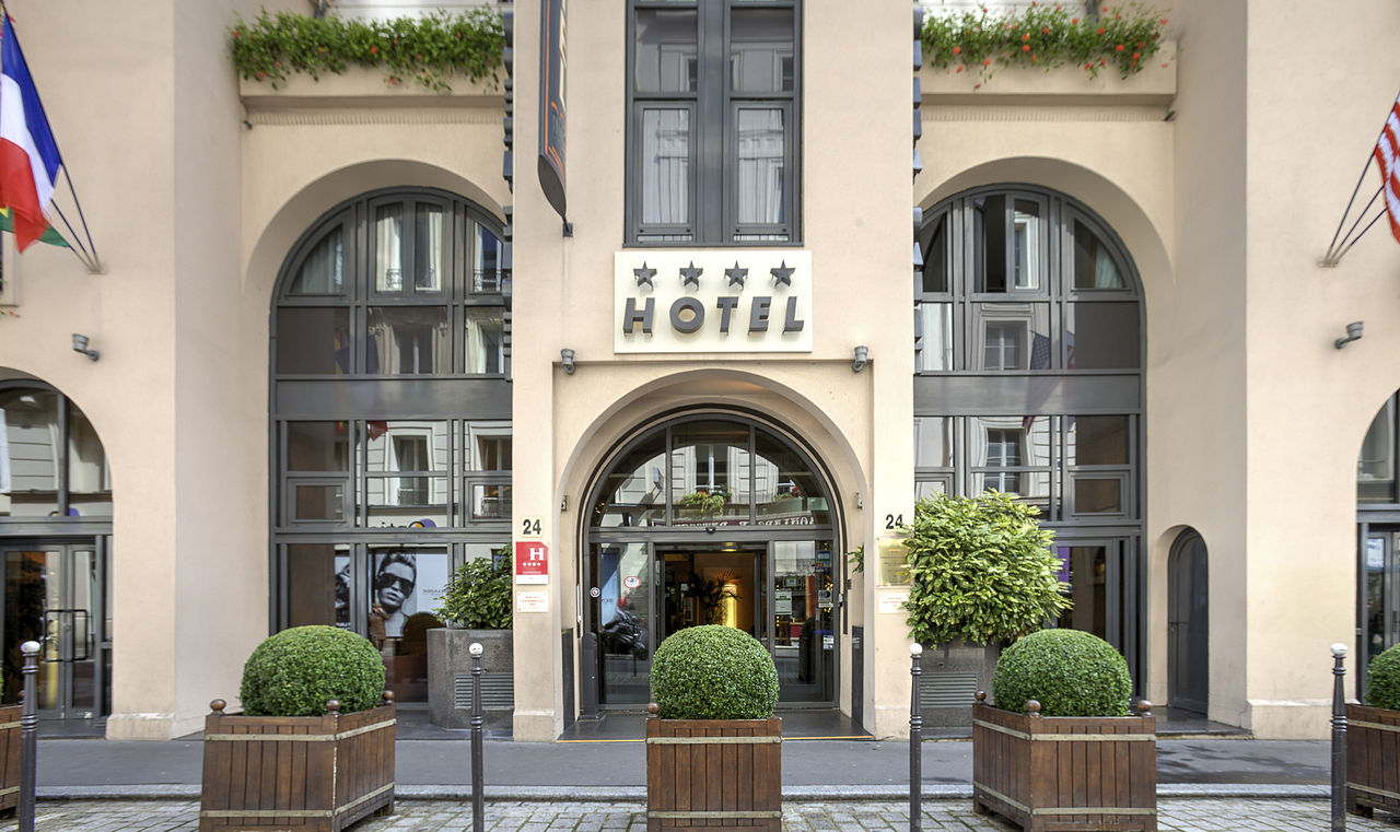 Hotel Luxe Paris