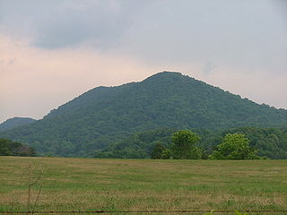 House Mountain (Knox County, Tennessee) Mountain in Corryton, Tennessee