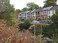 Houses along the Afon Corrwg - geograph.org.uk - 1001633.jpg