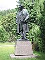 Hronov -Jirásek's Statue.jpg