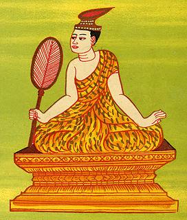 Kunhsaw Kyaunghpyu King of Pagan