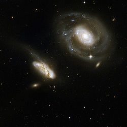 Hubble Interacting Galaxy NGC 7469 (2008-04-24).jpg
