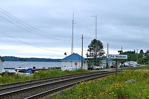 Hudson, Kenora District - Image: Hudson ON 1