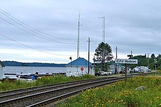 Hudson, Kenora District - Image: Hudson ON 1