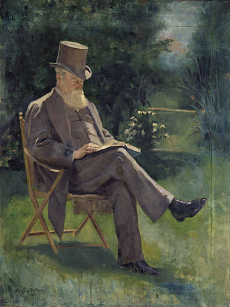 1891 in art - Image: Hugh Culling Eardley Childers by Emily Maria Eardley ('Milly') Childers