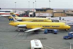 Hughes Airwest - Hughes Airwest DC-9s in 1979