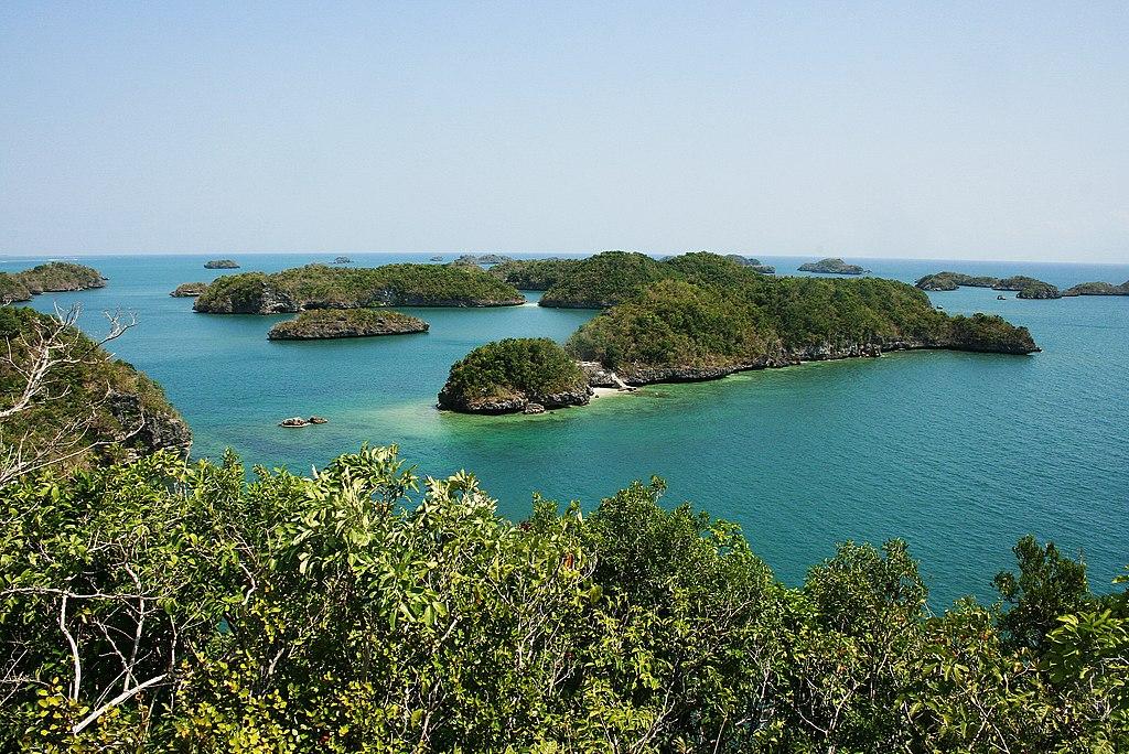 Parque Nacional de las 100 islas