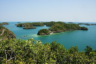 Hundred Islands National Park - Image: Hundred Island National Park, Pangasinan