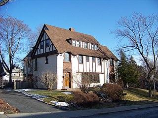 Hunziker House (Syracuse, New York) United States historic place