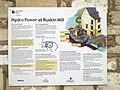Hydro power at Ruskin Mill, Nailsworth - geograph.org.uk - 1747211.jpg
