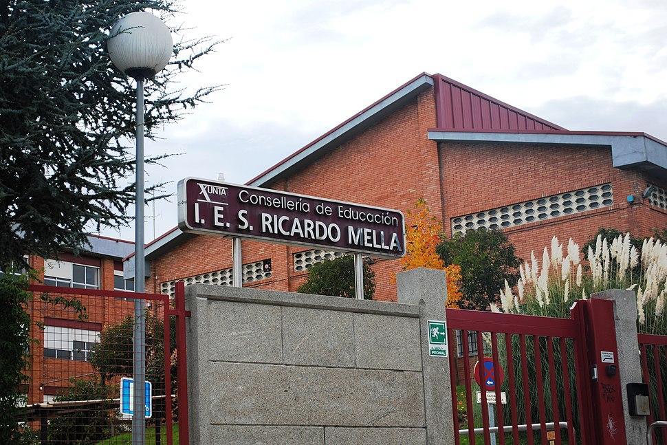 I.E.S. Ricardo Mella, Vigo