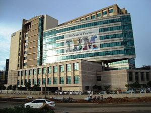 Economy of South India - IBM Bangalore