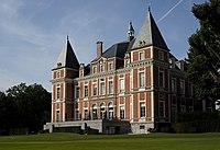 ID28211-Wortegem-Petegem, nieuw kasteel-PM 54950.jpg