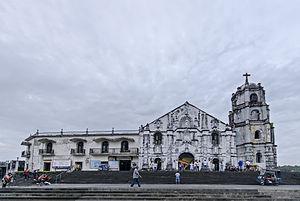 Daraga Church - The church and convent
