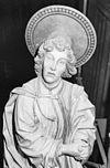 interieur, sacramentshuisje, beeld, detail - meerssen - 20275126 - rce