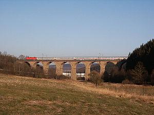 Dill Railway - InterRegio service in 2002