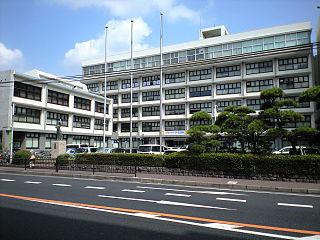 Ichikawa, Chiba City in Kantō, Japan