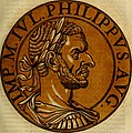 Icones imperatorvm romanorvm, ex priscis numismatibus ad viuum delineatae, and breui narratione historicâ (1645) (14744313124).jpg