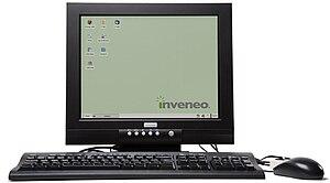 Inveneo - Inveneo Computing Station