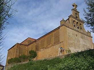 Abia de las Torres - Abia de las Torres Church