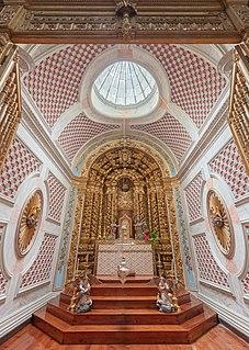 Church of St Joseph, Ponta Delgada, São Miguel Island, Azores, Portugal