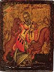 Ignatius of Antiochie, poss. by Johann Apakass (17th c., Pushkin museum).jpg
