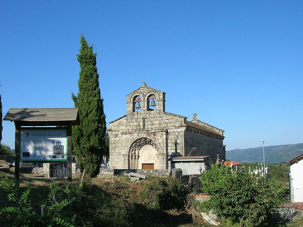 Igrexa de Santiago de Gustei