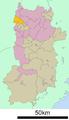Ikoma District in Nara prefecture Ja.png