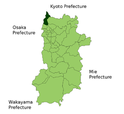 Ikoma in Nara Prefecture.png