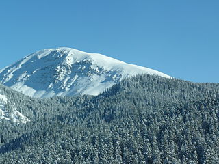 Ilgaz Mountains Mountain range in Turkey