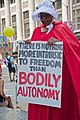 Illinois Handmaids Speak Out Stop Brett Kavanaugh Rally Downtown Chicago Illinois 8-26-18 3535 (42505509160).jpg
