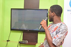 Ilorin Wikimedia Hub Workshop, March 2018-21.jpg