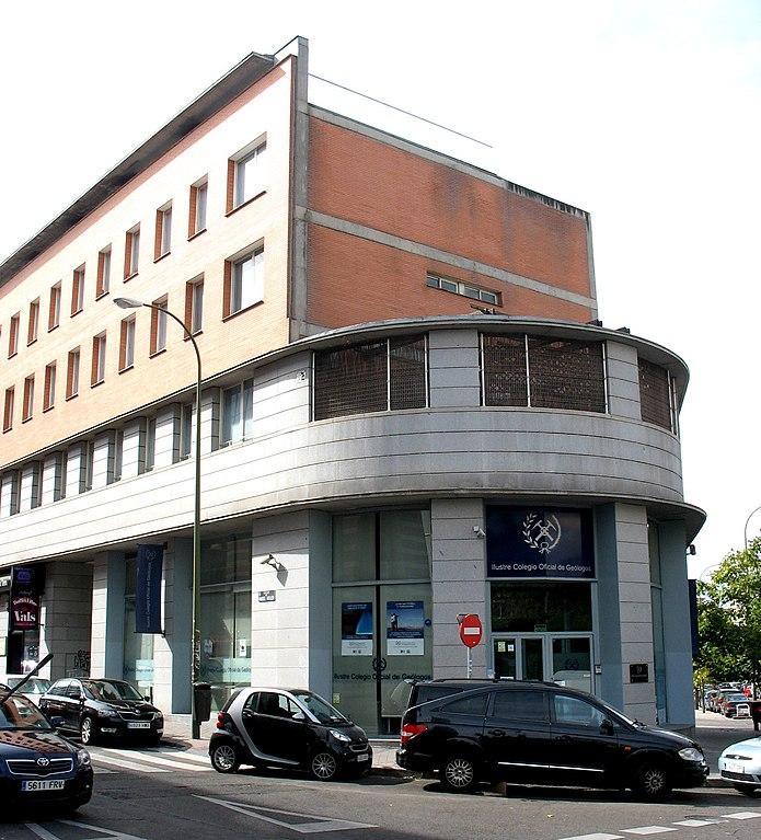 Archivo ilustre colegio oficial de ge logos headquarters - Colegio escolapias madrid ...
